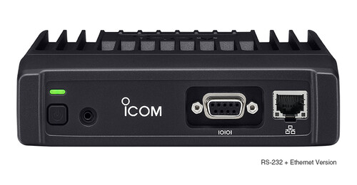 ICOM IC-F6122DD RS232 ETHERNET