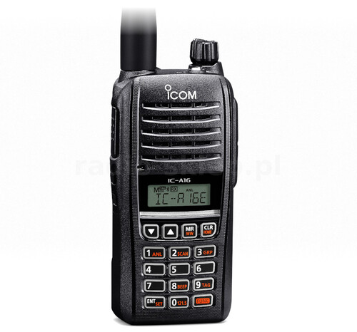 ICOM IC-A16E Bluetooth®